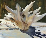 """#8- Bleached Roots (24"""" x 20"""")"""